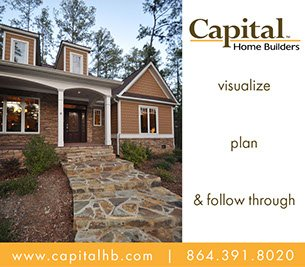 Capital Home Builders Advertisement